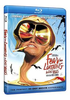 Fear And Loathing In Las Vegas Blu Ray Nuevo Importado