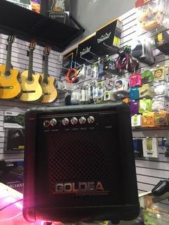 Amplificador Para Guitarra 10w Goldea Gf-10 Incluye Envio
