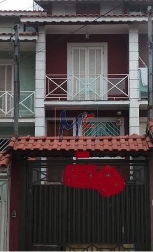 Imagem 1 de 30 de Ref  13.206 - Excelente Sobrado No Bairro Cidade Líder, Com 3 Dormitórios, Lavabo, Banheiro Social, Área Gourmet, 3 Vagas, 112 M² Privativos. - 13206