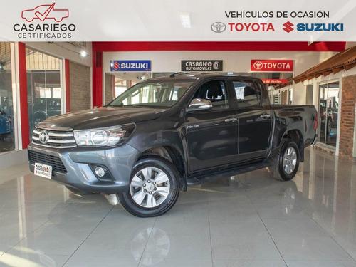 Toyota Hilux Srv 4x4 2.7 2017 Excelente Estado