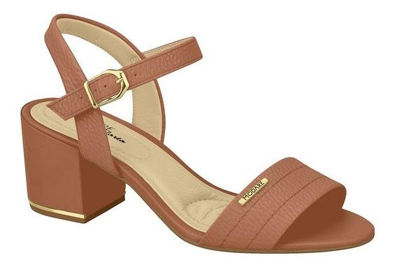 Sandália Salto Ultra Conforto Feminina Modare 7109200