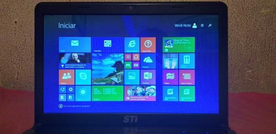 Notebook Windows 8.1 Pro 500gb