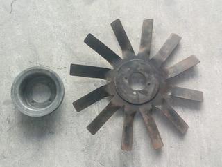 Perilla del ventilador Jaguar