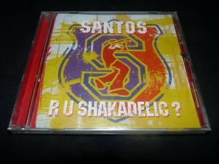 Santos - R U Shakadelic / Dj Italia House Breakbeat Electró