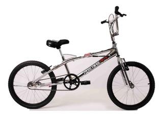 Bicicleta Bmx Peretti Extreme 3 R20 Cromada + Linga + Envio