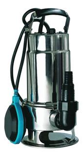 Bomba Sumergible Agua Sucia 750w Acero Inox Gamma 3202