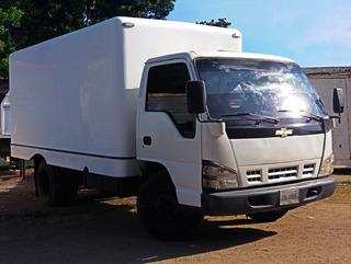 Cava De Fibra De Vidrio Para Camion Npr,cargo 815, Jac
