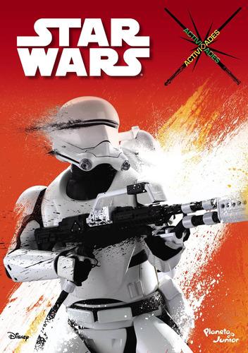 Imagen 1 de 3 de Star Wars. Libro De Actividades De Disney - Planeta Junior