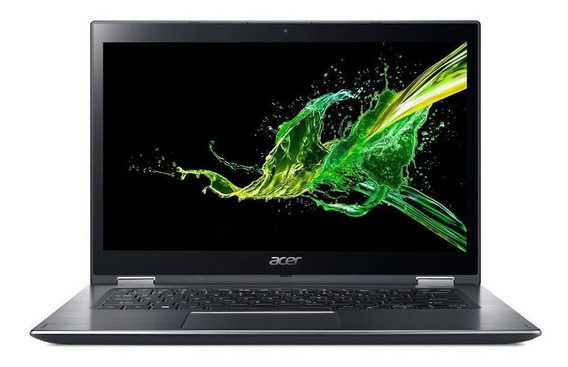 Notebook Acer Spin3 I5 8250u Ram 8gb Hd 1tb Tela Touch 14