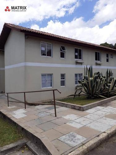 Apartamento Com 2 Dormitórios À Venda, 50 M² Por R$ 169.000,00 - Santa Cândida - Curitiba/pr - Ap6528