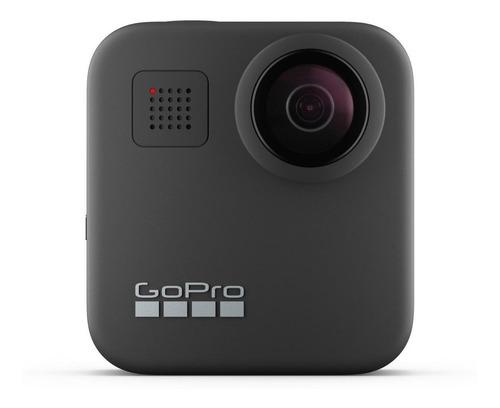 Imagem 1 de 6 de Câmera Gopro Max 360 Chdhz-201 Ntsc/pal Black