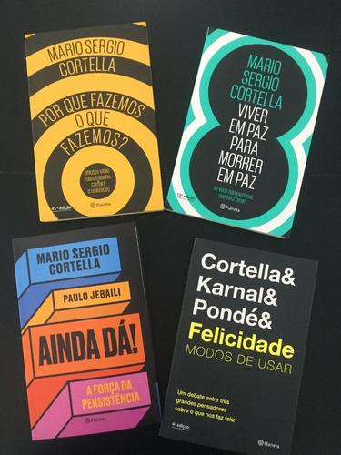 Kit Livros Mario Sergio Cortella