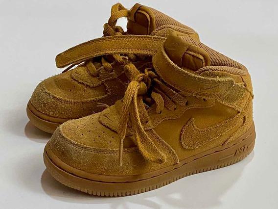 Zapatillas Nike Air Force 1 Mid Kids
