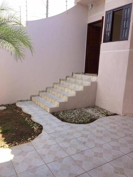 Ca0999 - Casa Com 3 Dormitórios À Venda, 120 M² Por R$ 310.000 - Jardim Altos De Santana Ii - Jacareí/sp - Ca0999