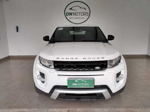 Land Rover Range Rover Evoque 2.0 16v 4p 4wd Dynamic Automát