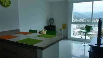 Apartamento En Venta Rodadero Sur 741-210