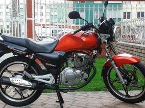 Suzuki Gs 125 Kilometraje 64.500 Año 2014 Matriculada 2019