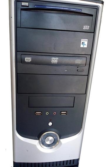 Computador Win 10 I5-4590 8 Gb Hd 500 Gigas Fonte 650w