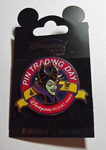 Disneyland Resort Paris, Pin Trading Day 2005, Maléfica, Le