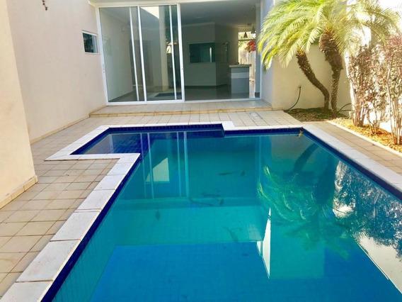 Casa Em Aeroporto, Araçatuba/sp De 280m² 3 Quartos Para Locação R$ 2.900,00/mes - Ca270865