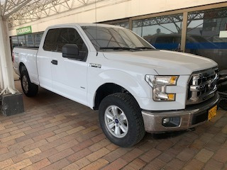Ford F150 Single Cab