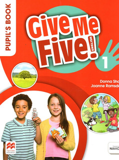 Give Me Five! 1 - Pupil