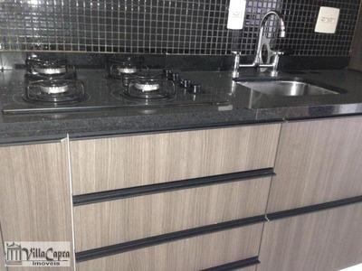 Apartamento Para Venda Em São José Dos Campos, Condomínio Royal Park, 3 Dormitórios, 1 Suíte, 2 Banheiros, 1 Vaga - 1604v