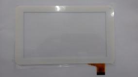 Tela Touch Tablet Dl Hello Kitty 3105 Branco 7 Polegadas