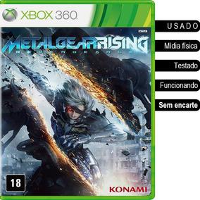 Metal Gear Rising Revengeance Xbox 360/one Usado