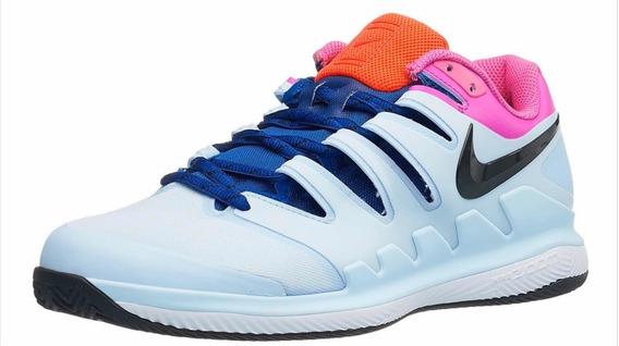 Zapatilla Nike Vapor Tour X Clay Grey/black 2019