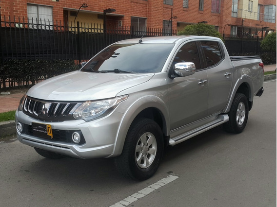 Mitsubishi L200 Sportero High Power Mt 2500cc Td 4x4 Fe
