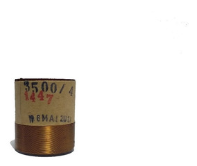 Bobina Para Alto-falante 35 00/4/40 Fibra 35mm