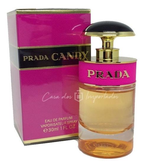 Prada Candy Eau De Parfum 30ml | Original Lacrado + Amostra