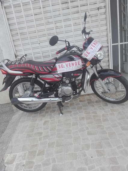 Motocicleta Eco Deluxe Modelo 2015