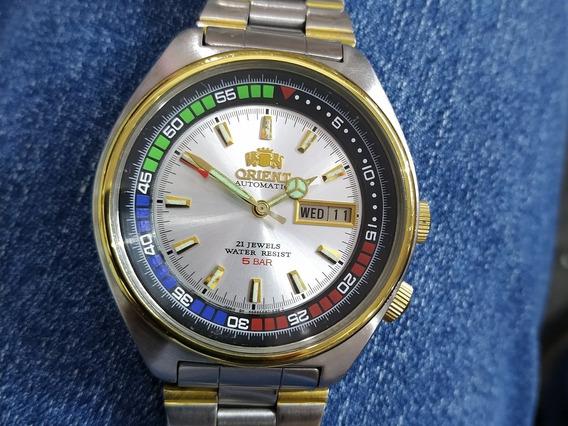 Relógio Orient Automático Modelo King Diver Antigo .