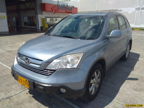 Honda Cr-v Ex At
