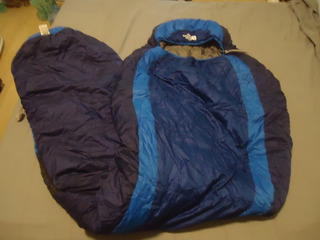 5cc76b4d7 Saco De Dormir The North Face Blue Kazoo 10 C Compressor - Camping ...
