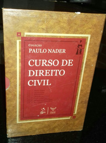 Coleçao Livros Paulo Narde Curso De Direito Civil Ano 2008.