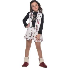 1ebe54ff53 Conjunto Short Blusa Colete Feminino - Calçados