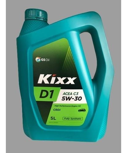 Imagen 1 de 1 de 5w30 Kixx 100% Acea C3 Pdf Para 20.000 Km Full Sintético 5l