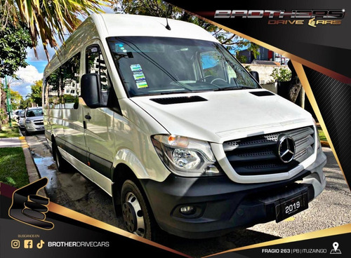Mercedes Benz 515 Sprinter 19+1 2019