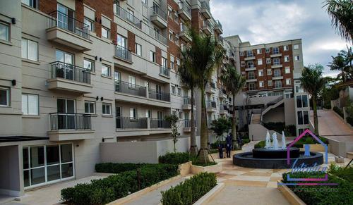 Apartamento À Venda, 35 M² Por R$ 310.000,00 - Address Granja Viana - Cotia/sp - Ap0067
