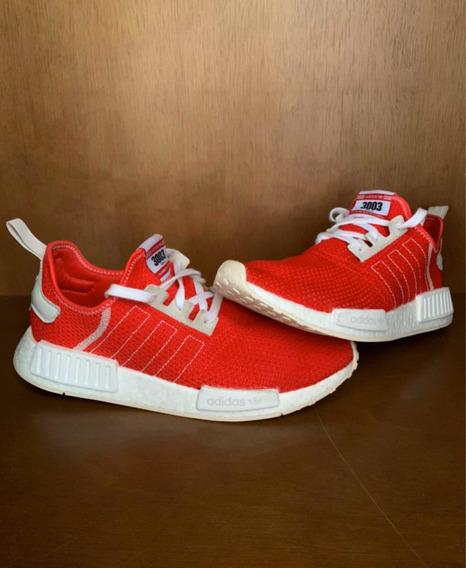 Tênis adidas Nmd R1 Vermelho