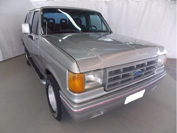 Ford F-1000 3.9 Cinza Cd Turbo Diesel 4p Manual