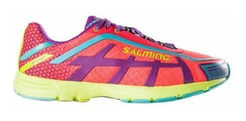Zapatilla Running Salming Distance D5 Mujer