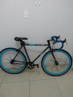 Bike Fixa Caixa Riders Nigth Tam 54 Toda Revisada Pneus Novo