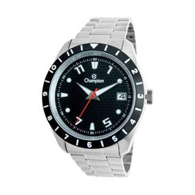 Relógio Masculino Champion Prata Ca31499t