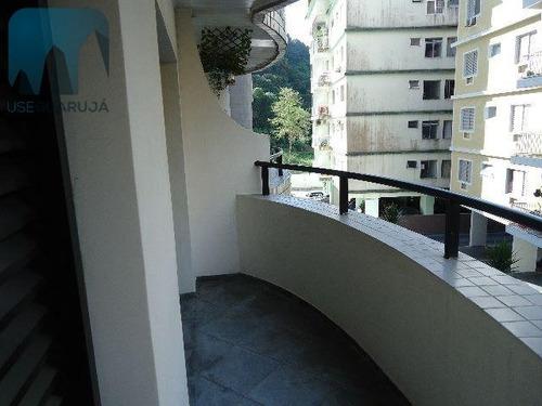 Apartamento A Venda No Bairro Jardim Tejereba Em Guarujá - - 573-1