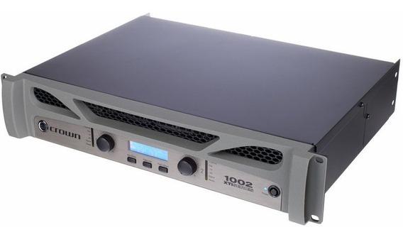 Amplificador Digital Profesional Xti1002 Crown