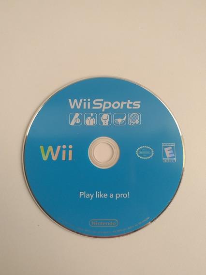 Wii Sports Original Somente O Cd